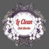 Le Clean Riom Logo